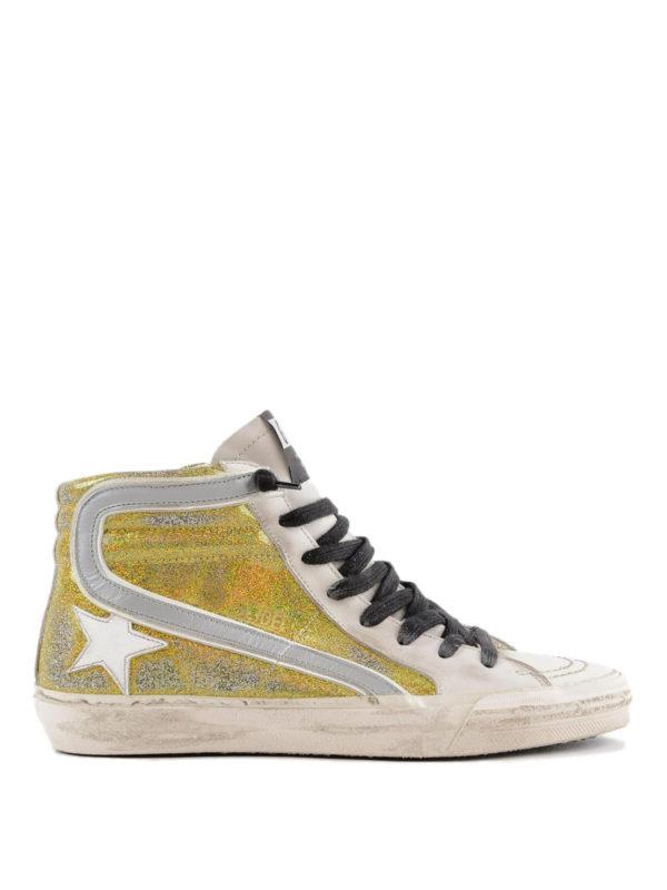 GOLDEN GOOSE: Sneaker - Sneaker - Gelb
