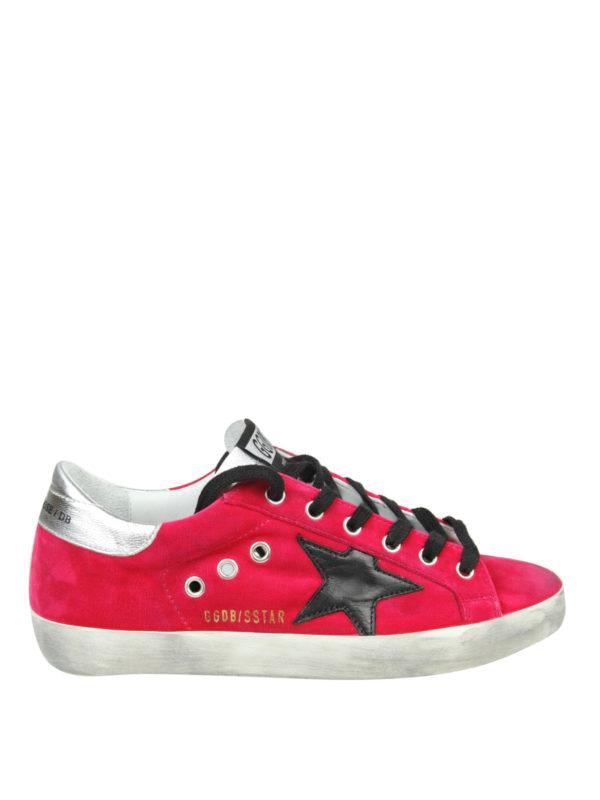 GOLDEN GOOSE: Sneaker - Sneaker - Rot