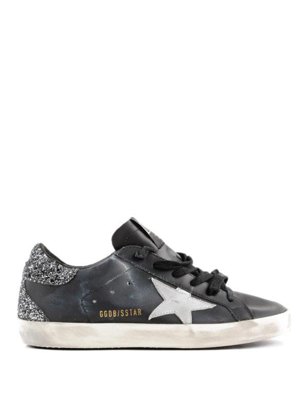 GOLDEN GOOSE: Sneaker - Sneaker - Schwarz