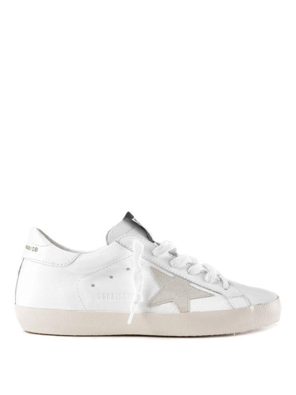 GOLDEN GOOSE: Sneaker - Sneaker - Weiß