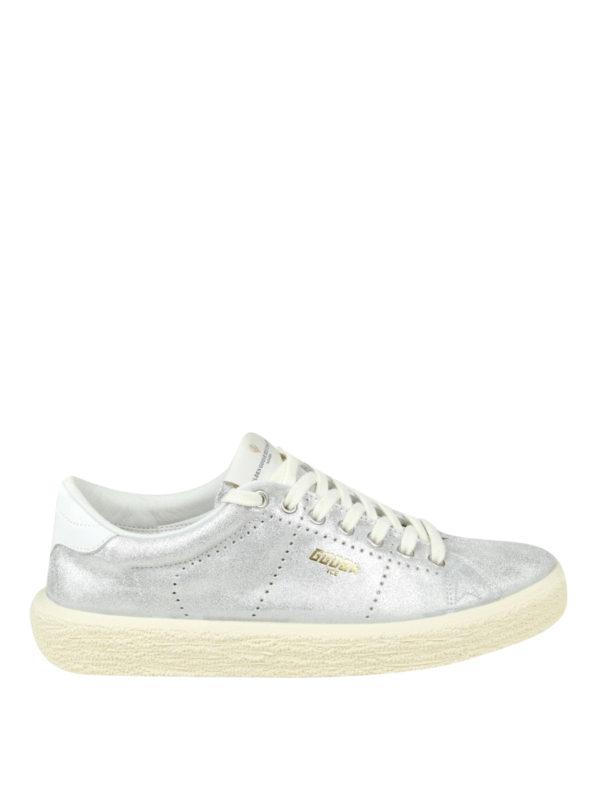 GOLDEN GOOSE: Sneaker - Sneaker - Silber