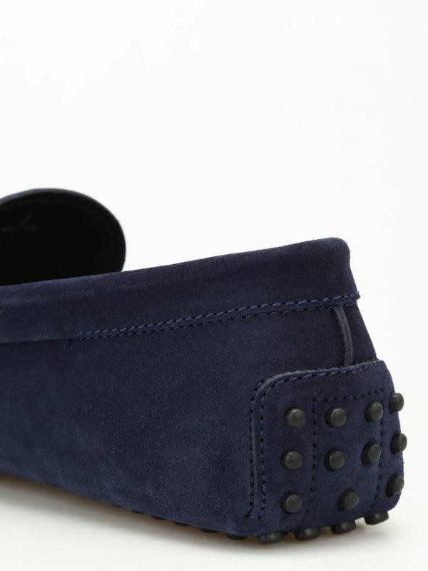 Mokassins - Blau shop online: TOD