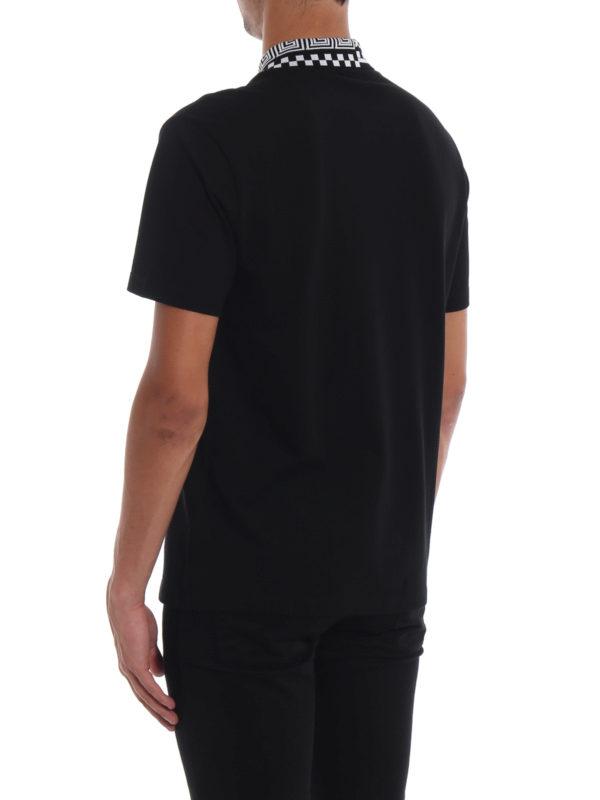 Poloshirt - Schwarz shop online: VERSACE