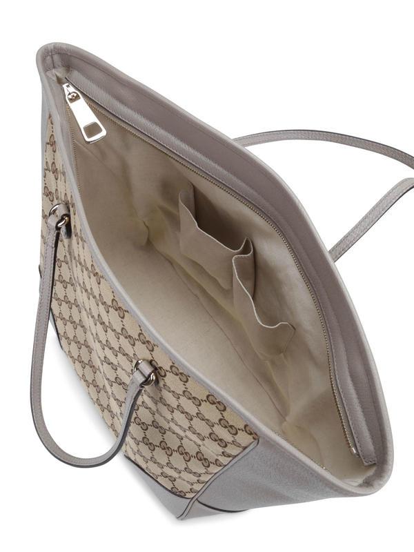 iKRIX GUCCI: Bree Original GG canvas handle bag