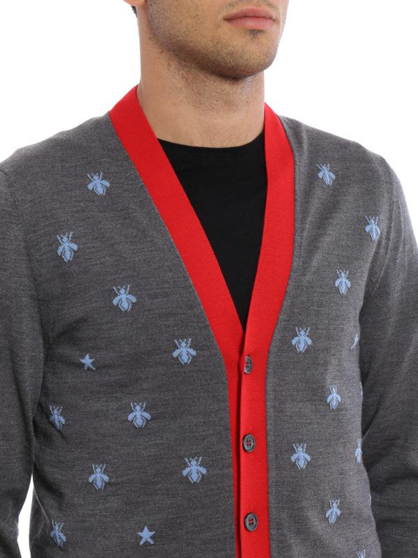 Gucci buy online Cardigan - Gemustert