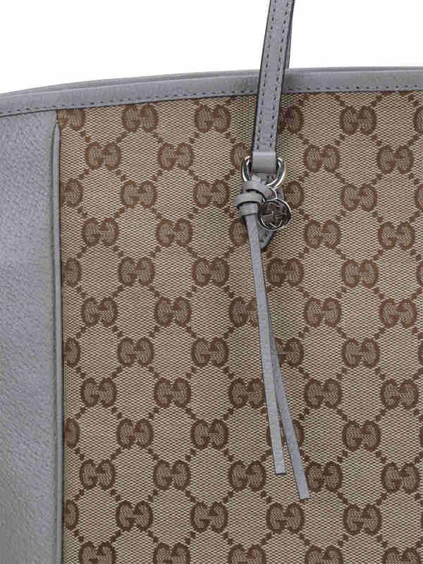 Gucci buy online Bree Original GG canvas handle bag