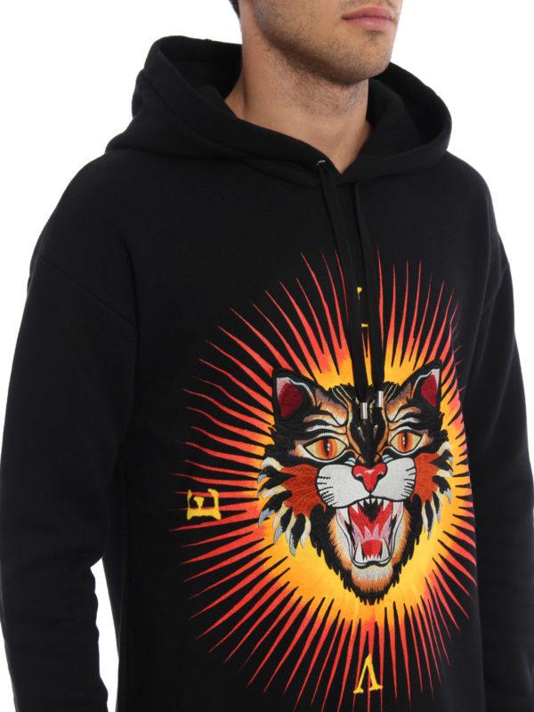 Gucci buy online Sweatshirt - Schwarz