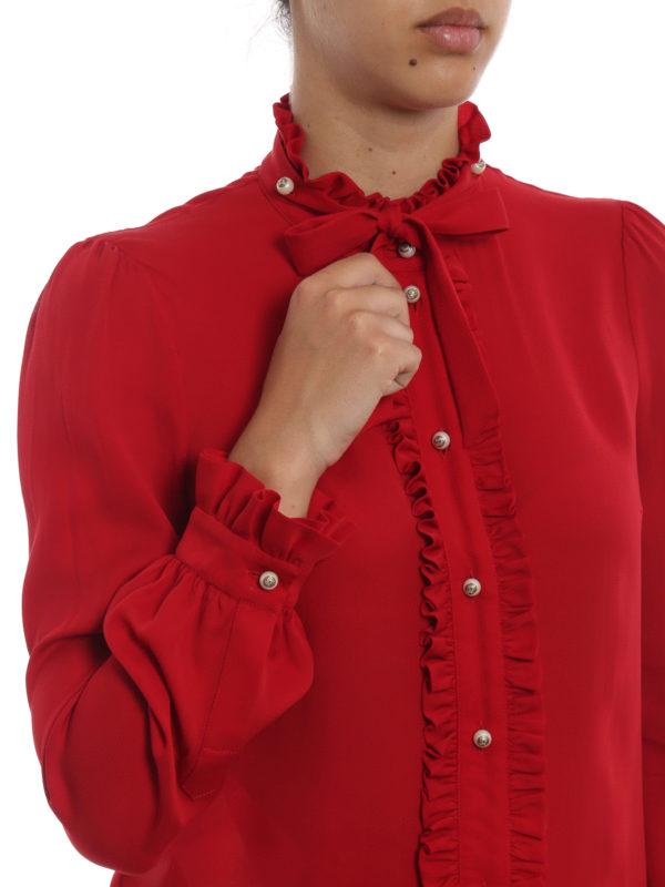 GUCCI buy online Hemd - Rot