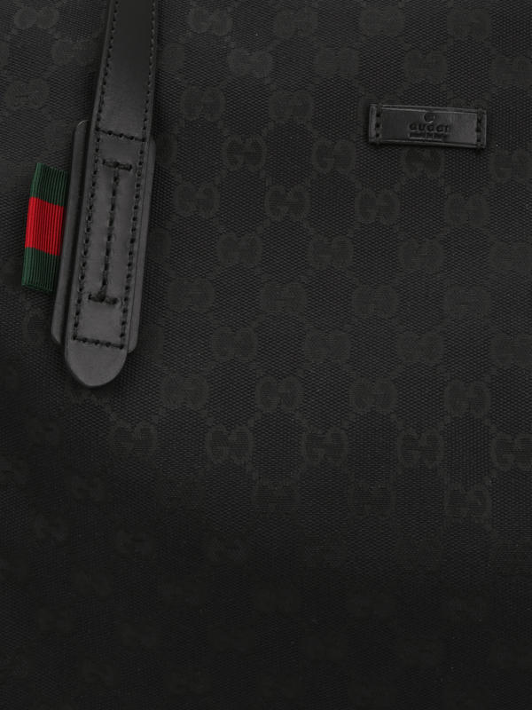 Gucci buy online GG canvas duffle bag