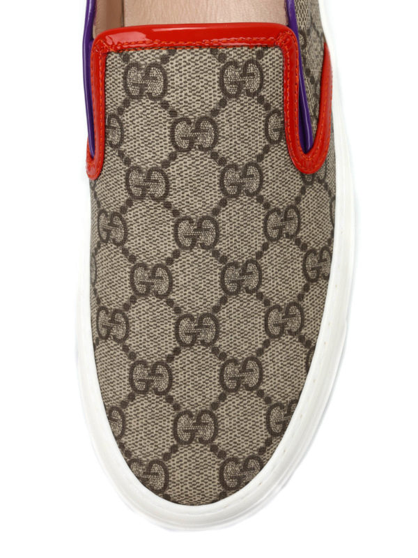 Gucci buy online GG slip-on sneakers