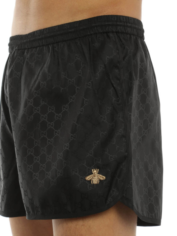 Gucci - GG Supreme swim shorts - Swim shorts & swimming
