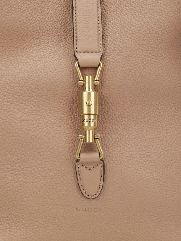 GUCCI buy online Jackie soft leather bucket bag