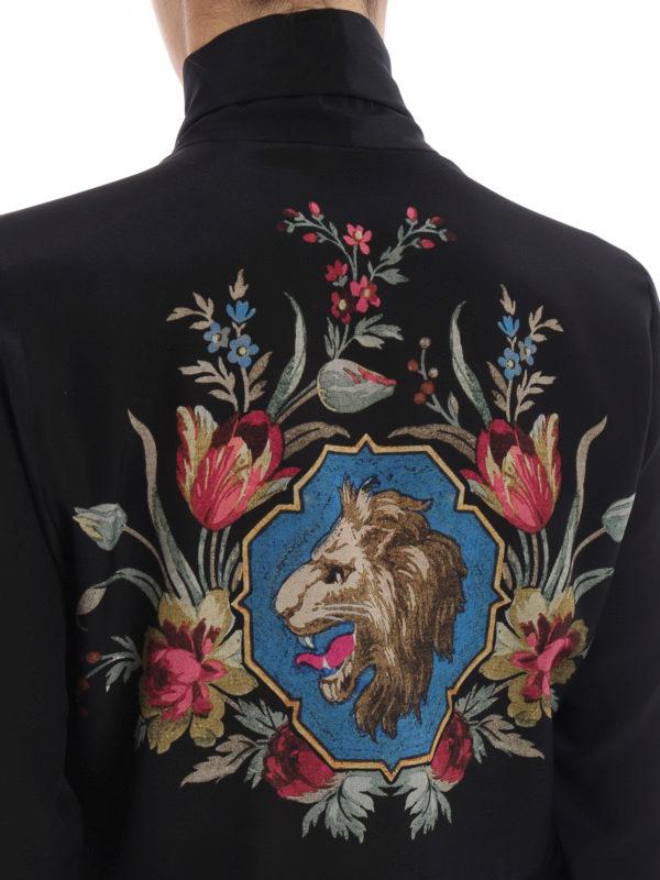 Gucci buy online Hemd - Schwarz