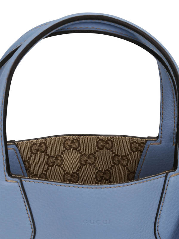 Gucci buy online Reversible GG fabric Ramble tote