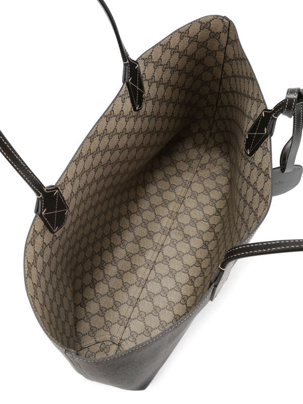 Gucci buy online Reversible GG leather tote