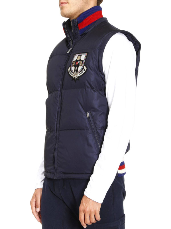Gucci buy online Sylvie Web puffer jacket