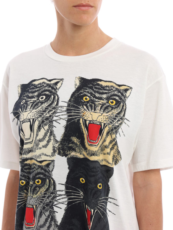 Gucci buy online T-Shirt - Weiß