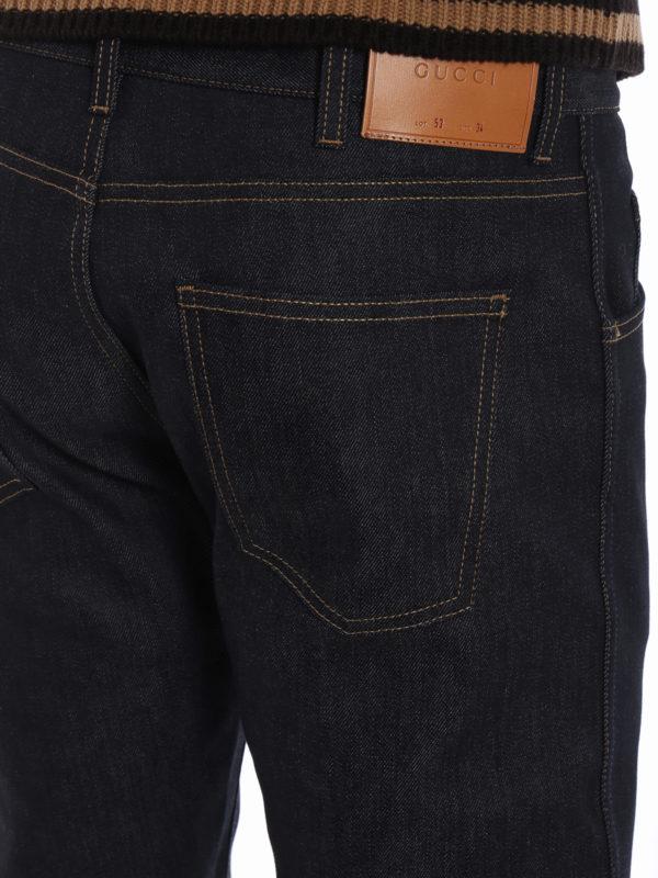 GUCCI buy online Skinny Jeans - Dunkelblau