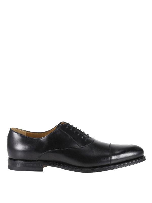 GUCCI: Klassische Schuhe - Klassische Schuhe - Schwarz