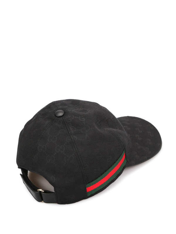 Gg Canvas Baseball Hat By Gucci Hats Amp Caps Shop Online At Ikrix Com 200035 Ffkpg 1060