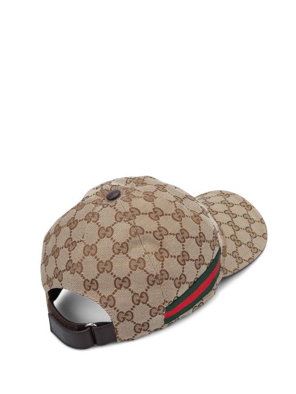original gg baseball cap by gucci hats caps ikrix. Black Bedroom Furniture Sets. Home Design Ideas