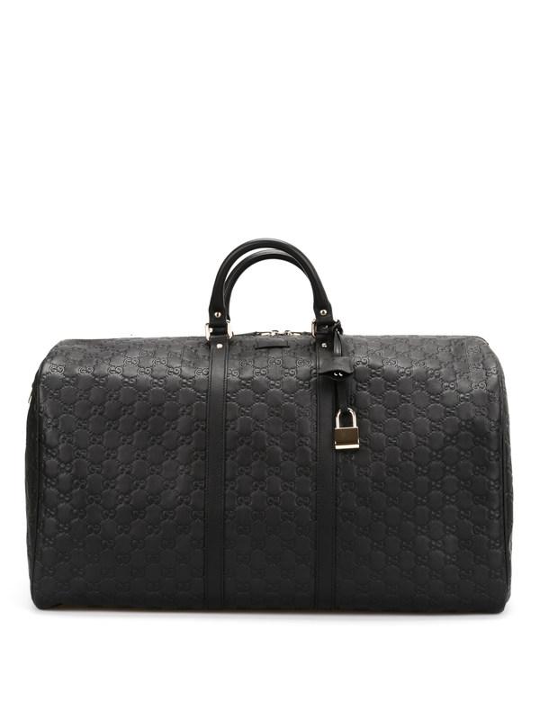 Gucci: Koffer und Reisetaschen - Carry on duffle bag