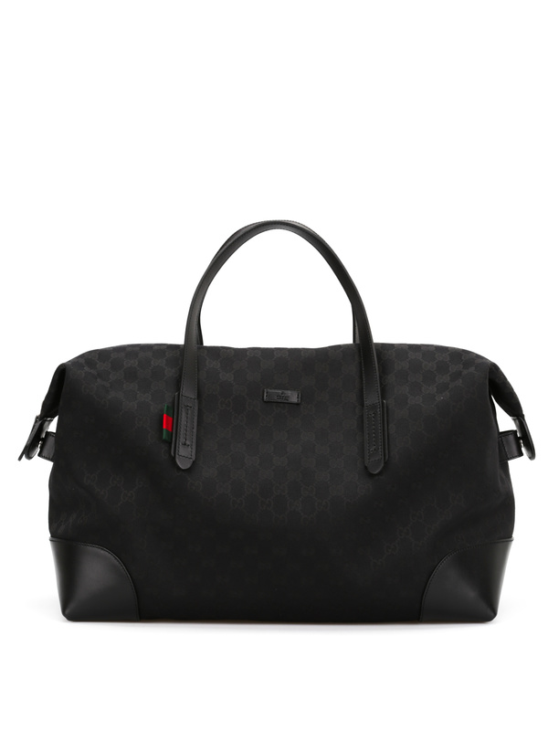 Gucci: Luggage & Travel bags - GG canvas duffle bag
