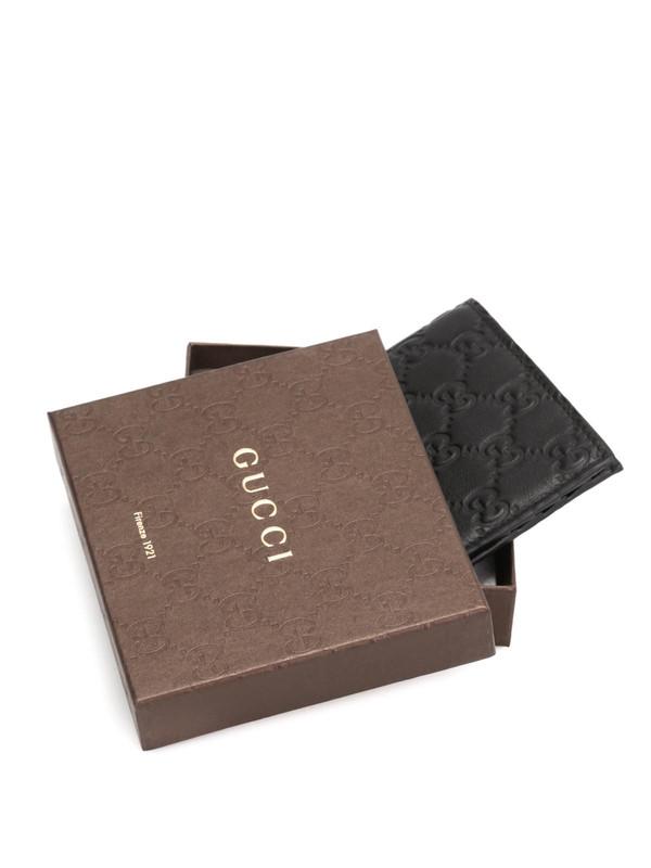 iKRIX GUCCI: Microguccissima bi-fold wallet
