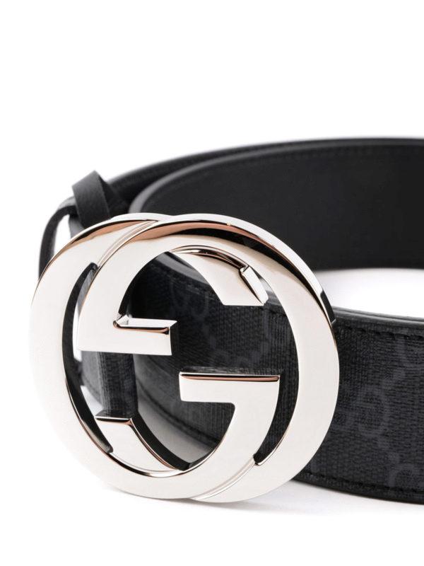 GUCCI: Gürtel online - Gürtel - Schwarz