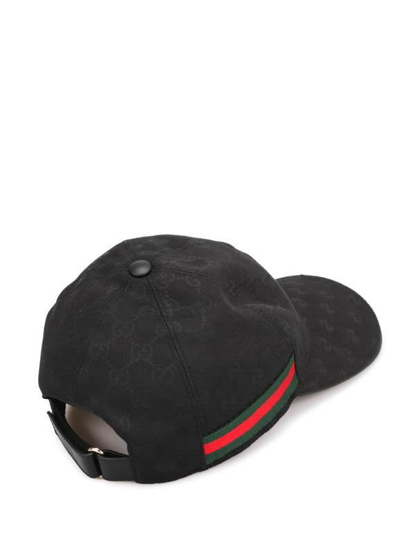 a5009fd2e Gucci - GG canvas baseball hat - hats & caps - 200035 FFKPG 1060