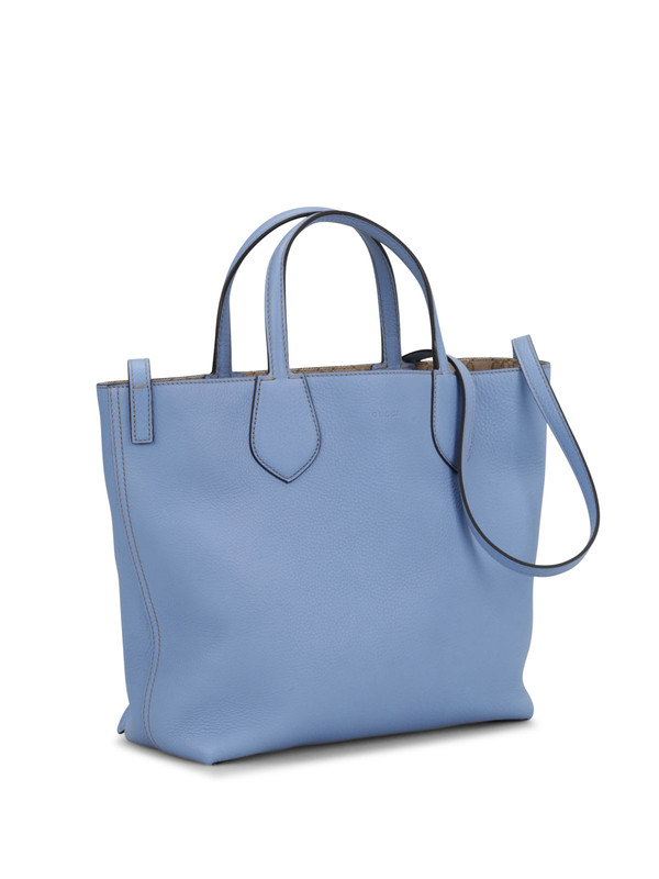 GUCCI: totes bags online - Reversible GG fabric Ramble tote
