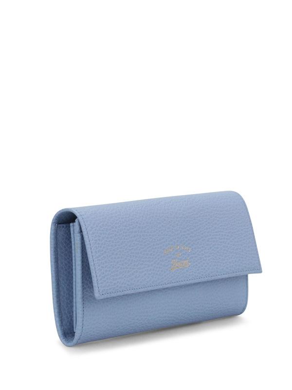 GUCCI: wallets & purses online - Continental swing wallet