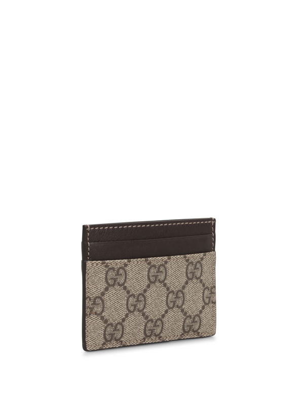 GUCCI: wallets & purses online - GG Supreme card case