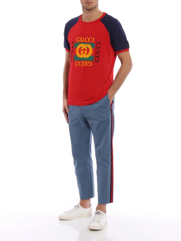 T-Shirt - Rot shop online: GUCCI