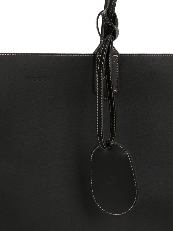iKRIX GUCCI: Reversible GG leather tote