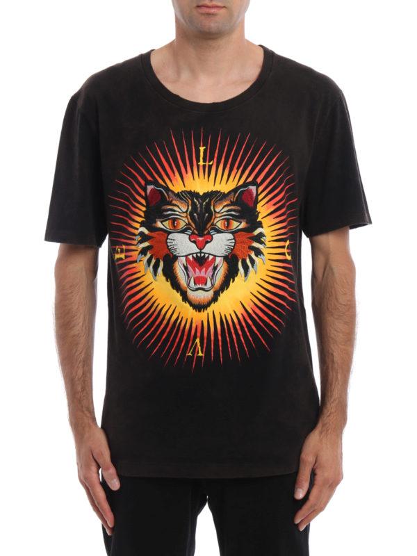 Gucci: T-shirts online - T-Shirt - Bunt
