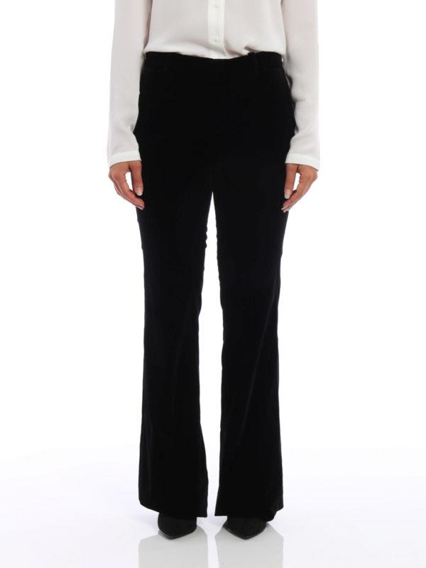 Gucci: Maßgeschneiderte und Formale Hosen online - Formale Hose - Schwarz