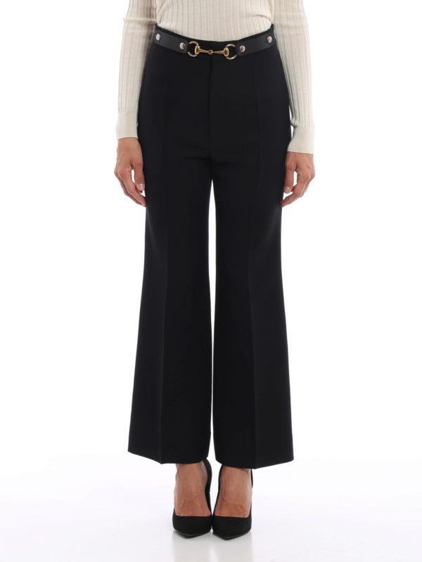 Gucci: Maßgeschneiderte und Formale Hosen online - Formale Hose - Einfarbig