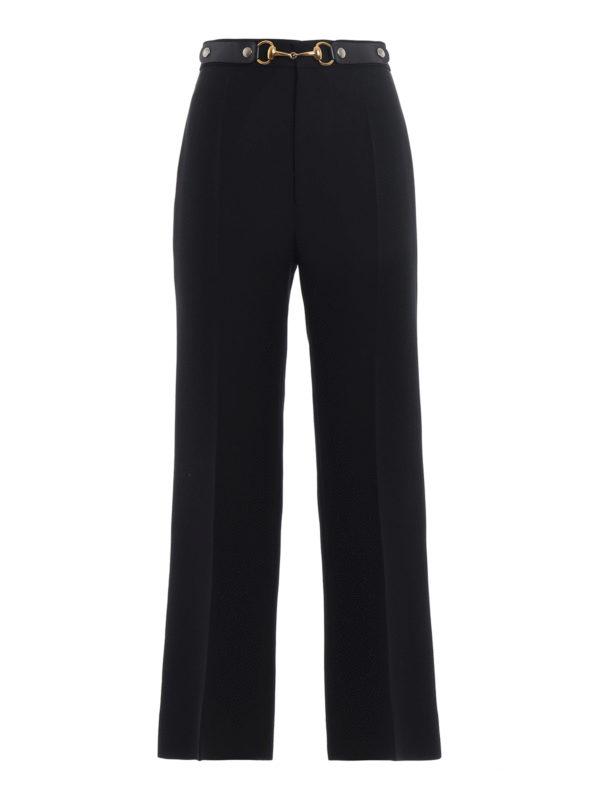 GUCCI: Maßgeschneiderte und Formale Hosen - Formale Hose - Einfarbig
