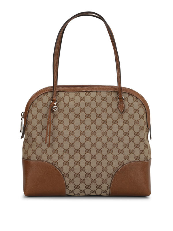 Gucci: totes bags - Bree GG shoulder bag