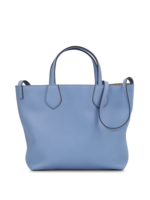 GUCCI: totes bags - Reversible GG fabric Ramble tote