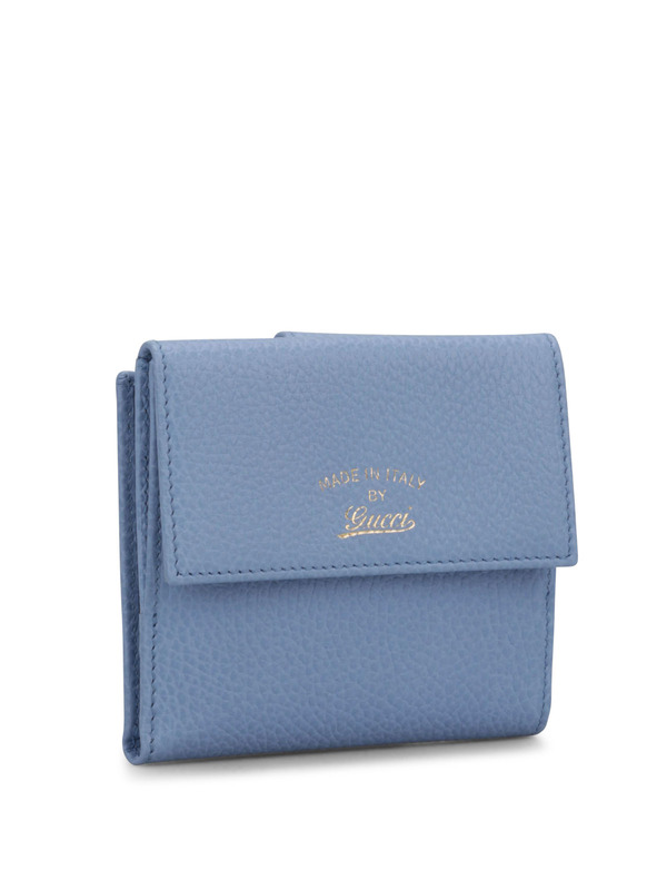 Gucci: wallets & purses online - Swing flap french wallet
