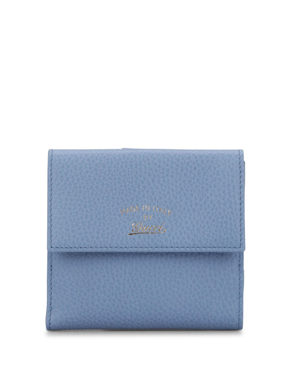 GUCCI: wallets & purses - Swing flap french wallet