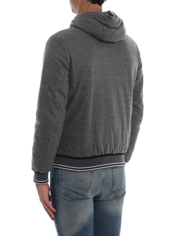 Daunenjacke - Grau shop online: HERNO