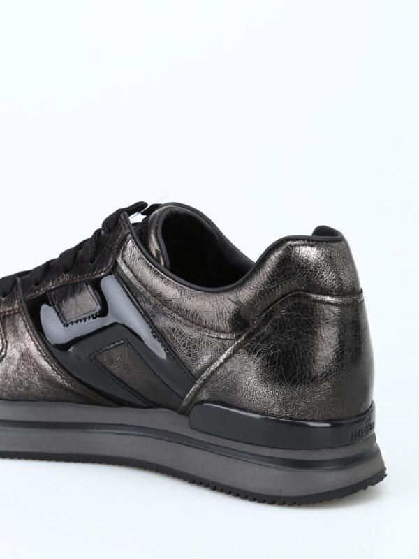Sneaker - Metallic shop online: HOGAN
