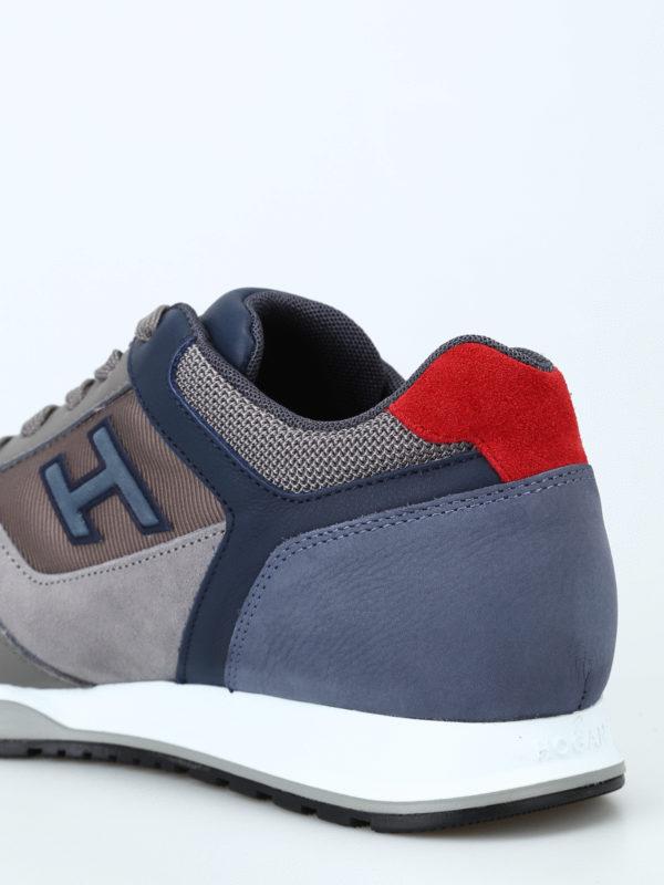 Sneaker - Taupe shop online: HOGAN