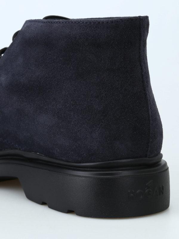 Stiefeletten - Blau shop online: HOGAN