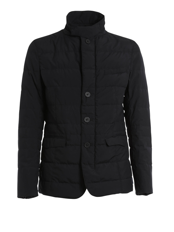 HERNO: padded jackets - Laminar padded jacket