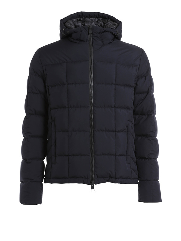 Herno: padded jackets - Laminar short padded jacket