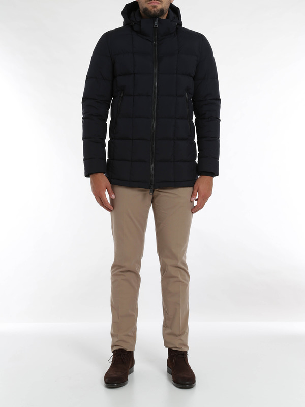 Herno: padded jackets online - Laminar padded jacket